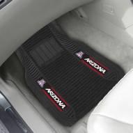 Arizona Wildcats Deluxe Car Floor Mat Set