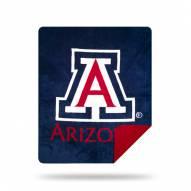 Arizona Wildcats Denali Sliver Knit Throw Blanket