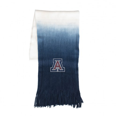Arizona Wildcats Dip Dye Scarf