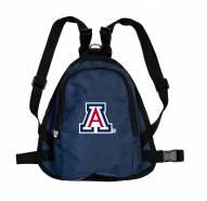 Arizona Wildcats Dog Mini Backpack