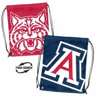 Arizona Wildcats Doubleheader Backsack