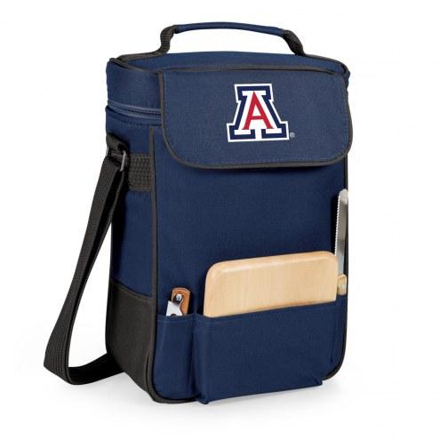 Arizona Wildcats Duet Insulated Wine Bag