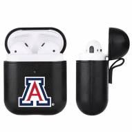 Arizona Wildcats Fan Brander Apple Air Pods Leather Case