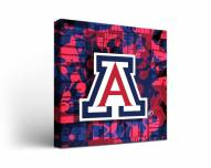 Arizona Wildcats Fight Song Canvas Wall Art