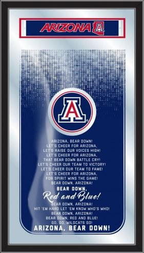 Arizona Wildcats Fight Song Mirror
