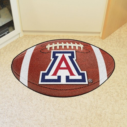 Arizona Wildcats Football Floor Mat