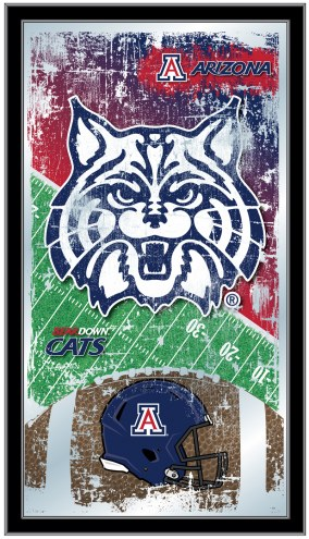 Arizona Wildcats Football Mirror