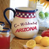 Arizona Wildcats Gameday Pitcher