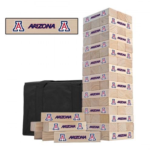 Arizona Wildcats Gameday Tumble Tower