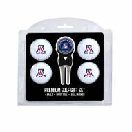 Arizona Wildcats Golf Ball Gift Set
