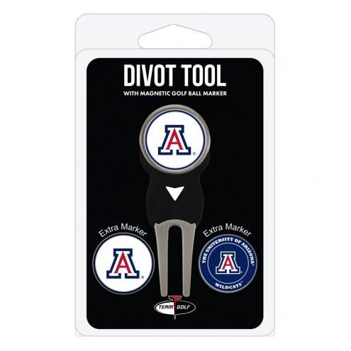 Arizona Wildcats Golf Divot Tool Pack