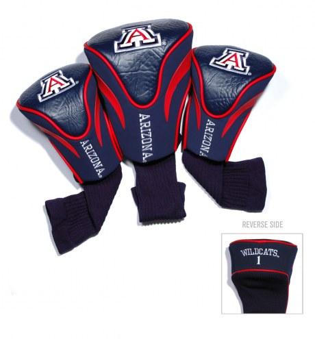 Arizona Wildcats Golf Headcovers - 3 Pack