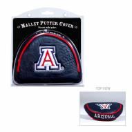 Arizona Wildcats Golf Mallet Putter Cover