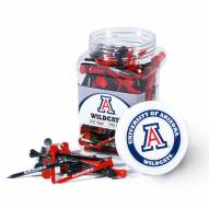 Arizona Wildcats 175 Golf Tee Jar