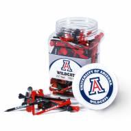 Arizona Wildcats 175 Golf Tee Jar