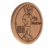 Arizona Wildcats Laser Engraved Wood Sign
