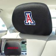 Arizona Wildcats Headrest Covers
