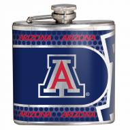 Arizona Wildcats Hi-Def Stainless Steel Flask