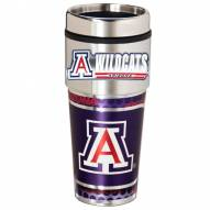 Arizona Wildcats Hi-Def Travel Tumbler