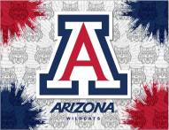 Arizona Wildcats Logo Canvas Print