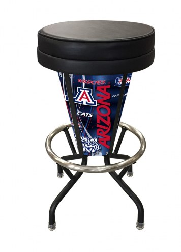 Arizona Wildcats Indoor Lighted Bar Stool