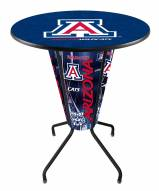Arizona Wildcats Indoor Lighted Pub Table