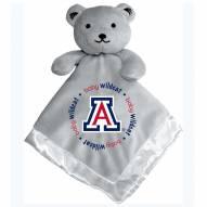 Arizona Wildcats Infant Bear Security Blanket