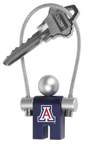 Arizona Wildcats Jumper Keychain