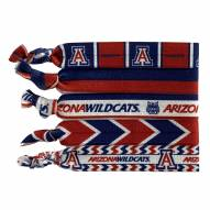 Arizona Wildcats Knotted Hair Tie