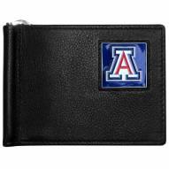 Arizona Wildcats Leather Bill Clip Wallet