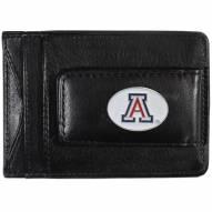 Arizona Wildcats Leather Cash & Cardholder