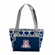 Arizona Wildcats 16 Can Cooler Tote