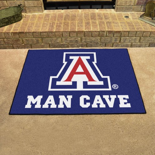 Arizona Wildcats Man Cave All-Star Rug