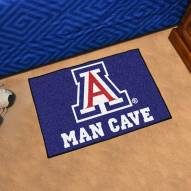 Arizona Wildcats Man Cave Starter Mat
