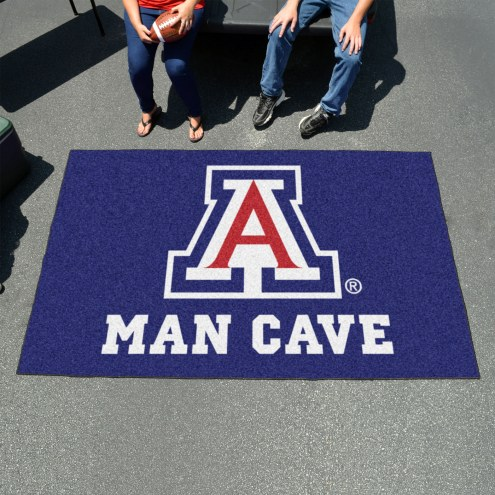 Arizona Wildcats Man Cave Ulti-Mat Rug