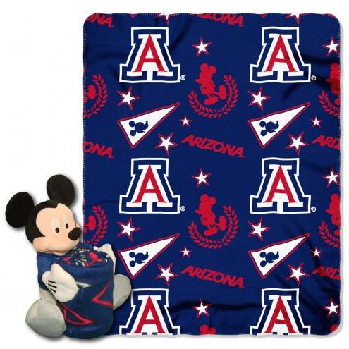 Arizona Wildcats Mickey Mouse Hugger