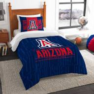 Arizona Wildcats Modern Take Twin Comforter Set