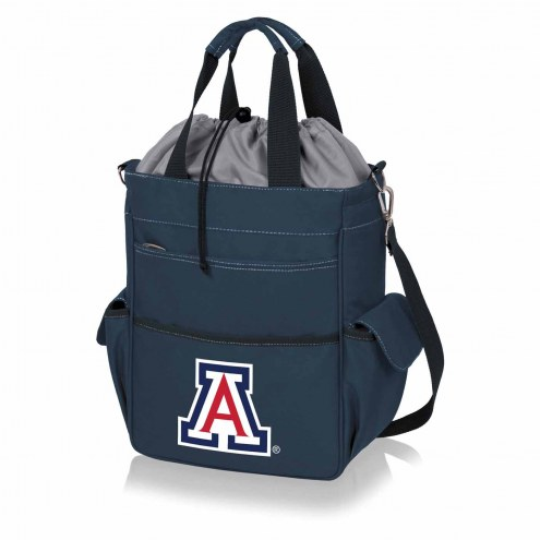 Arizona Wildcats Navy Activo Cooler Tote