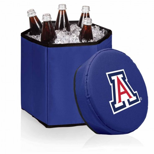 Arizona Wildcats Navy Bongo Cooler