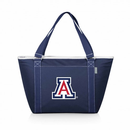 Arizona Wildcats Navy Topanga Cooler Tote