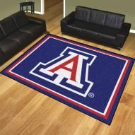 Arizona Wildcats NCAA 8' x 10' Area Rug