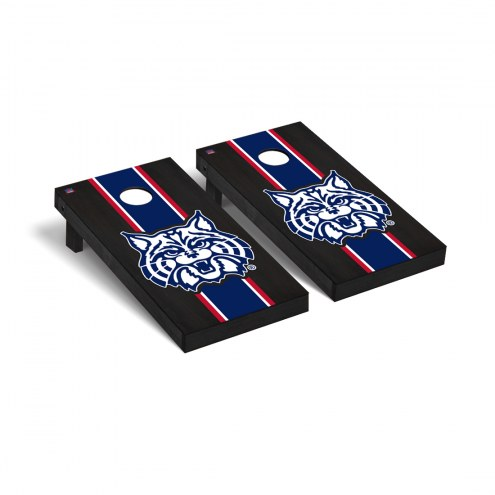 Arizona Wildcats Onyx Stained Cornhole Game Set