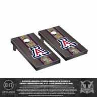 Arizona Wildcats Operation Hat Trick Stained Cornhole Game Set