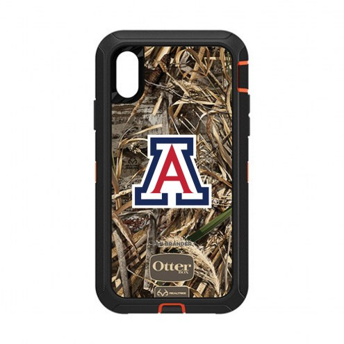 Arizona Wildcats OtterBox iPhone XR Defender Realtree Camo Case