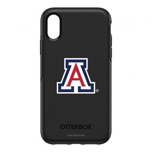 Arizona Wildcats OtterBox iPhone XR Symmetry Black Case