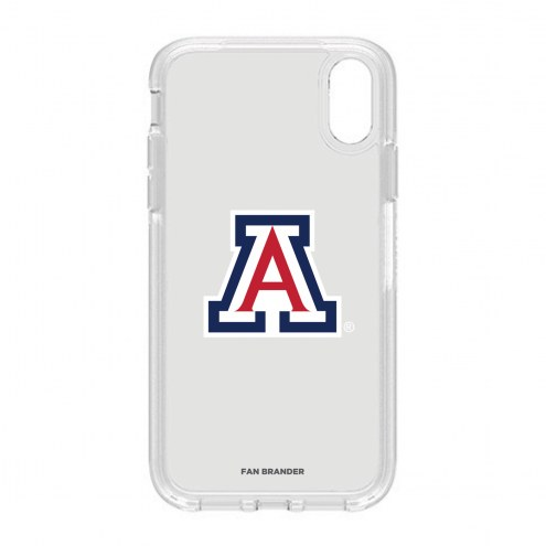 Arizona Wildcats OtterBox iPhone XR Symmetry Clear Case