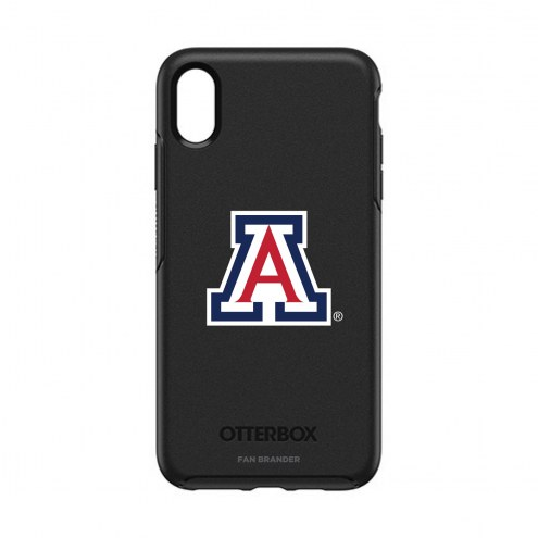 Arizona Wildcats OtterBox iPhone XS Max Symmetry Black Case