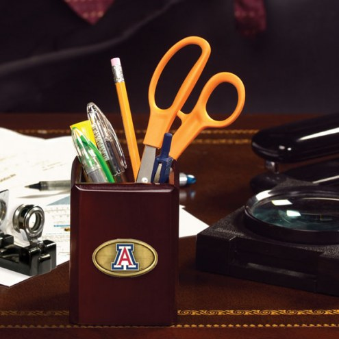 Arizona Wildcats Pencil Holder