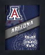 Arizona Wildcats Framed 3D Wall Art