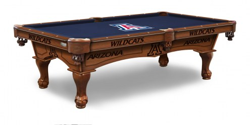 Arizona Wildcats Pool Table
